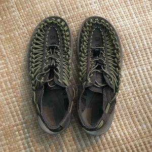 Keen UNEEK Rope Sandal Hiking Water Shoe